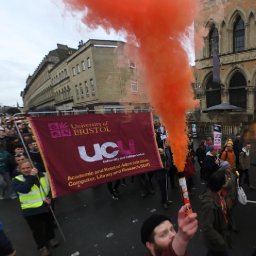 Bristol On Strike