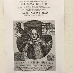 Special Collections: Luther